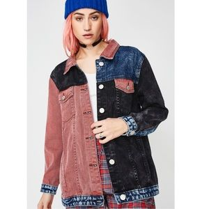 GLAMOROUS DENIM 🌟 Vintage Wash Jacket